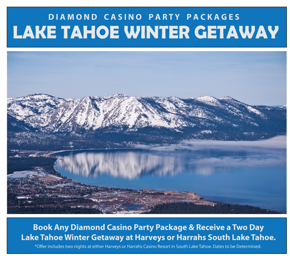 Lake Tahoe by  Diablo Casino Parties in [location]